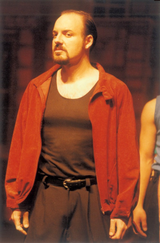 Shane Wolfe as Bernardo