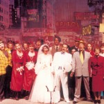 The Cast of Guys and Dolls - Photographer Anne Heazlewood