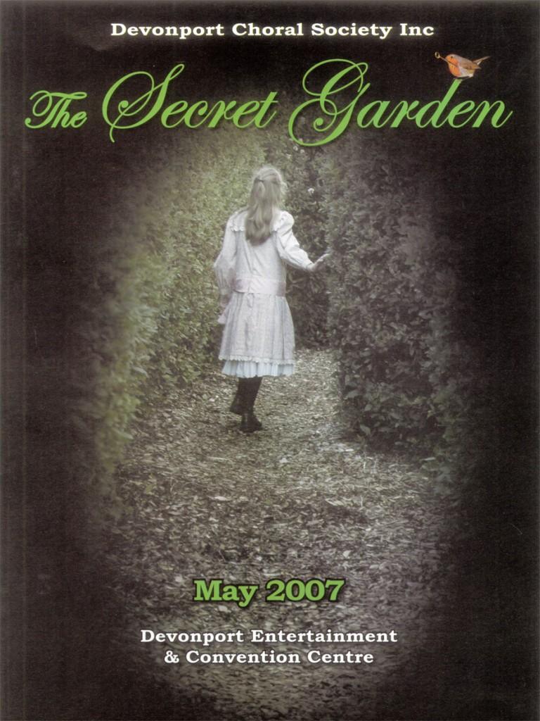 2007 The Secret Garden