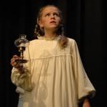 Andrea Hendrey as Mary Lennox