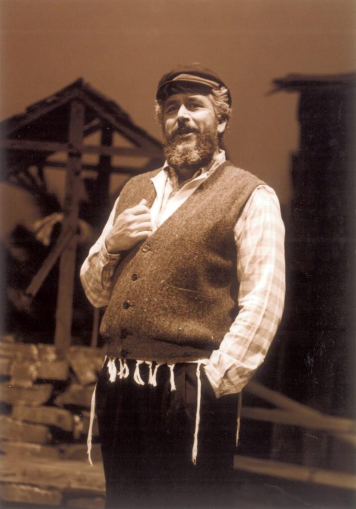 David Lee as Tevye